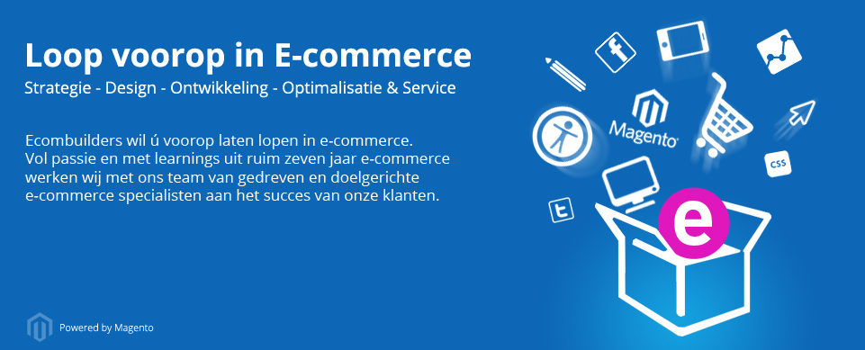 Loop voorop in E-commerce